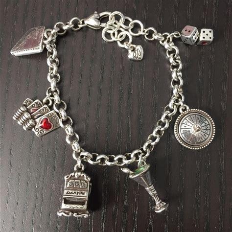 57 brighton jewelry brighton state charm bracelet