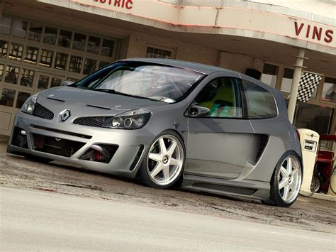clio renault v6 renault clio v6 tuning renault wallpaper 16005040