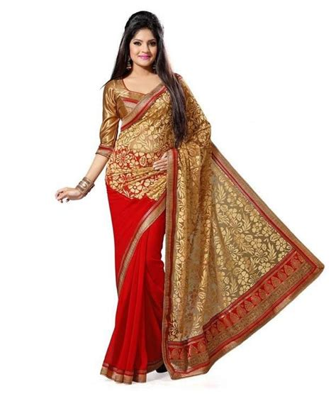 Orderan A N Sari designer saree multicoloured brasso saree buy designer saree multicoloured brasso saree