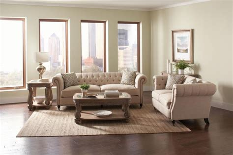 living room groups 3pc sofa love chair 505821 s3 living room groups