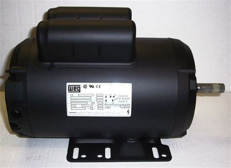 cbell hausfeld air compressor electric motor 5hp 230v mc019300av mc024799sj factory air