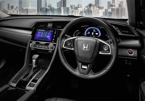 Interior Design Soft by The Honda Civic Hatchback 2017 Honda Australia