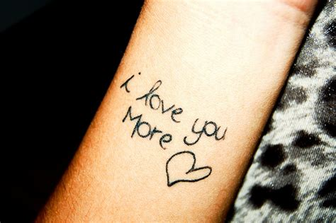 50 beautiful i love you tattoos