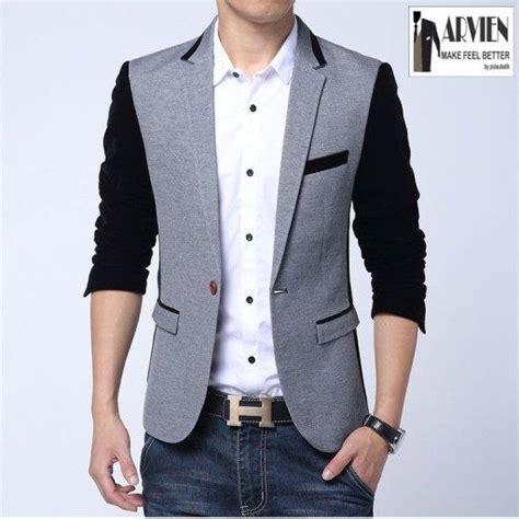 Harga Jaket Merek Trendy butik blazer pria di harga murah kualitas