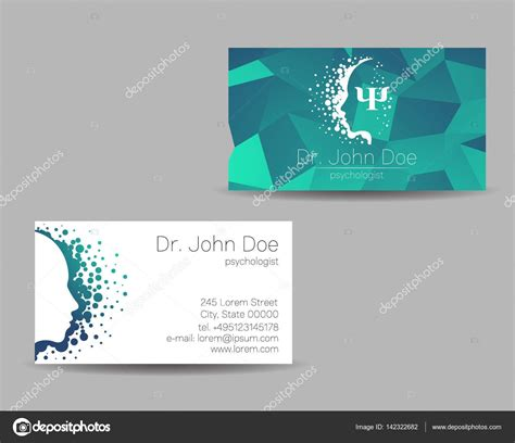 Business Card Templates For Psychologists by Image Result For Clinical Psychologist Business Cards