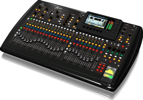 Behringer X32 40 Channel behringer x32 40 input 25 digital mixing console with 32 programmable midas pres 25