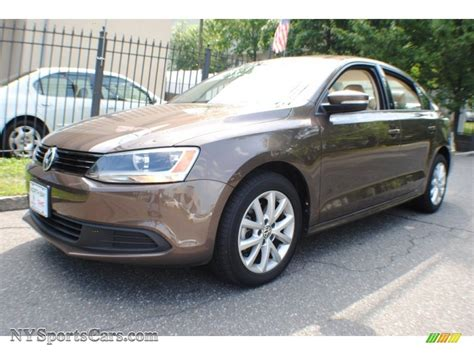 brown volkswagen jetta 2011 volkswagen jetta se sedan in toffee brown metallic