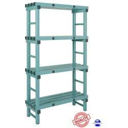 etagere 50 x 100 etag 232 re fixe pvc haute qualit 233 pour piscine 175 h x 100 l