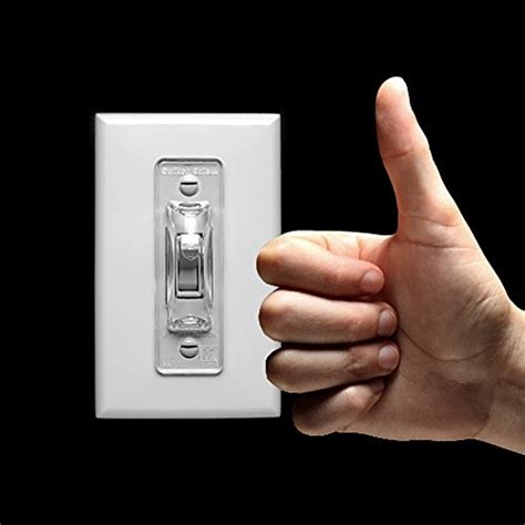 light switch lock guard images