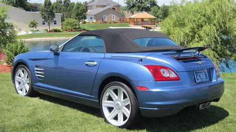 2005 chrysler convertible 2005 chrysler crossfire convertible s50 harrisburg 2017