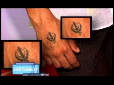 khanda tattoo on hand 40 amazing sikhism tattoos
