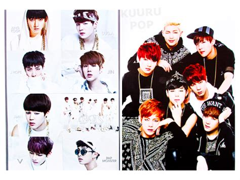 Decorate Home Games by Bts 10 Poster Set