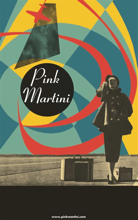 pink martini poster pink martini ad poster templates