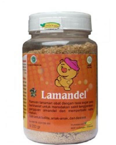 Harga Obat Herbal Amandel lamandel herbal amandel toko herbal mandiri