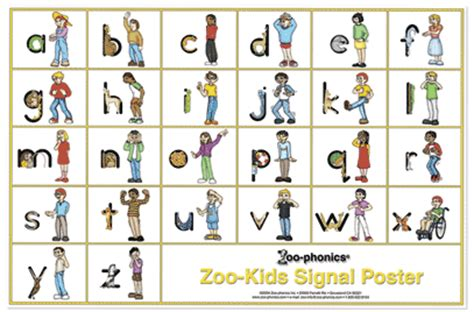 free printable zoo phonics cards kindergarten zoo phonics