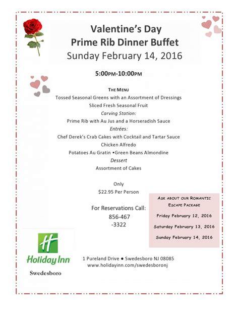 s day prime s day prime rib dinner buffet inn