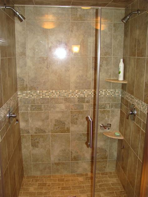 Shower After by Bathroom Remodel Before During After