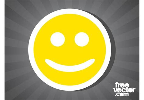Smiley Sticker Free Download by Smiley Face Sticker Download Free Vector Art Stock