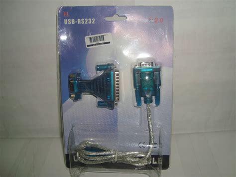 Jual Usb Rs232 Converter jual kabel converter adapter combo usb to rs232 serial db9