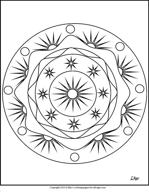 S Mac Coloring Pages by Willpower Moon Mandala Coloring Pages Lovely S Mac Sun And