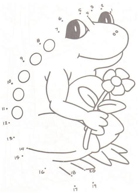 dibujos para ninos de kinder 46 best vorschule abs zahlenverbinden images on