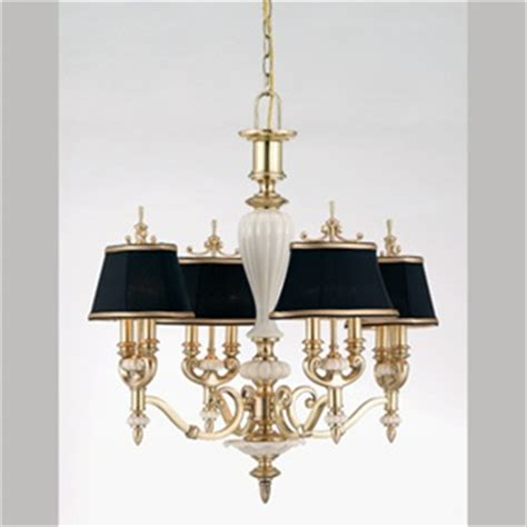 Kingsbury Collection 8 Light Lenox Chandelier From Quoizel Lenox Chandelier