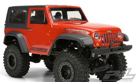 Wrangler Jeep Kaos Fullprint Premium pro line ambush 4x4 jeep wrangler rubicon clear rc car