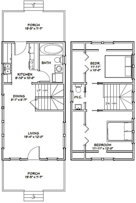 live in shed floor plans best 25 16x32 floor plans ideas on tiny home