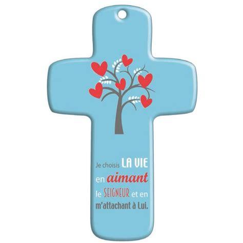 Le Comptoir Religieux by Cadeau Religieux Croix Bois Moderne Vie Comptoir Religieux
