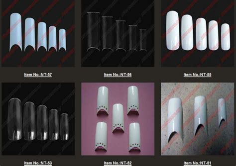 500pcs Clear Nails Half Tips Nail Extension 2014 New 500pcs Clear Half Artificial Nail Tip Ultra Thin