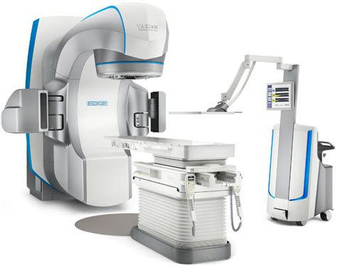 Simply Varian varian s new edge radiotherapy radiosurgery suite medgadget