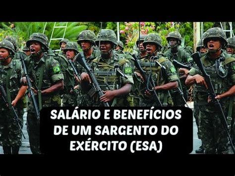 2016 3 sargento do exercito salario sal 193 rio e benef 205 cios de um sargento do ex 201 rcito esa 01