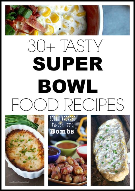 super bowl food recipes tgif this grandma is fun