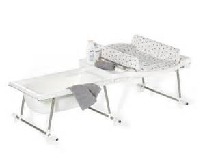 combin 233 baignoire et table 224 langer aqualino avec matelas
