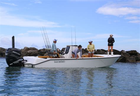 sportsman boats reviews boat review bonefish boatworks malvado 26 florida