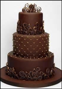 brauner kuchen los mejores 17 pasteles de bodas hechos con chocolate upsocl