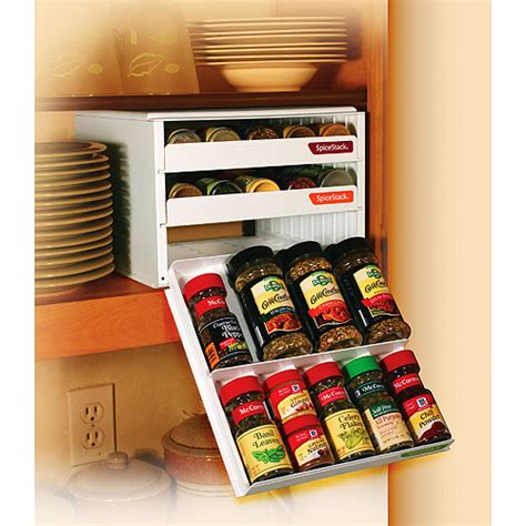 storage for spices walmart