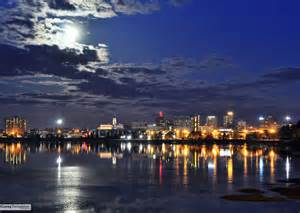 portland maine corey templeton photography supermoon