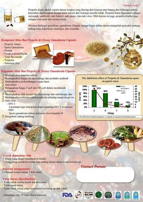 Ginseng Rh2 Capsule Herbal Tasly Obat Kanker Tanpa Operasi propolis ganoderma intan herbal therapy