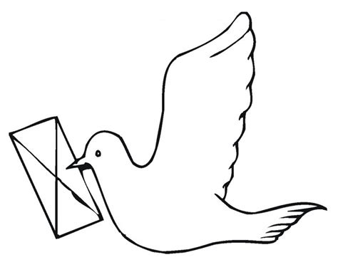 printable children s pictures to colour free printable pigeon coloring pages for kids