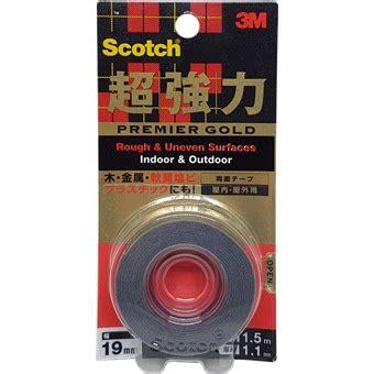 3m scotch premier super strong 19mmx1.5m (rough & uneven