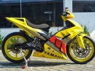 Dudukan Stang Suzuki Smash Lama Asli modifikasi motor mx sport fighter