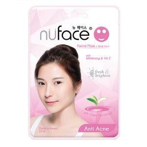 Harga Masker Wajah Nuface masker wajah official store