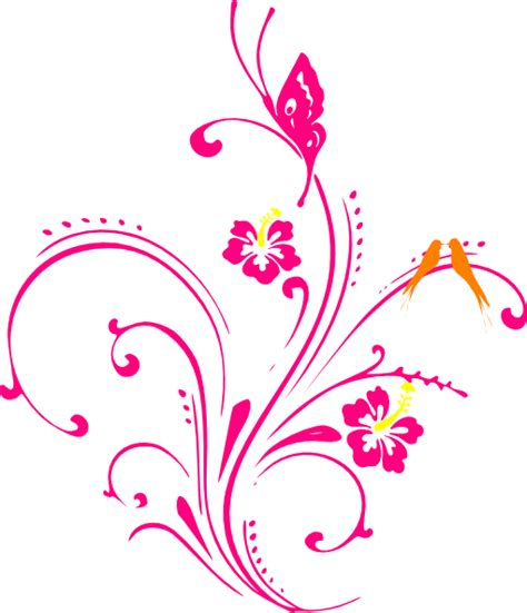 printable vinyl transparent butterfly clip art flowers download vector clip art