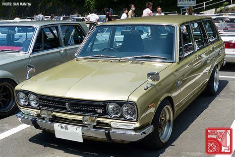 skyline wagon minicars prepare yourselves for the wheels hakosuka