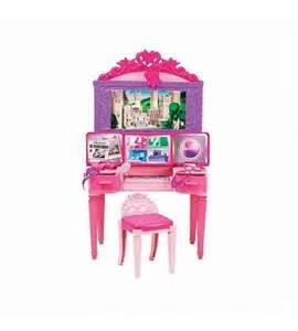 Vanity Playset For Toddlers Dumyah Children Dolls Accessories