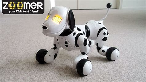 robot puppy zoomer momma told me zoomer the robotic your new best friend spinmastertoys