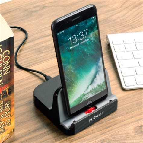kidigi iphone 7 iphone 7 plus charging dock
