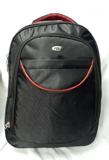 Tas Laptop Camelano Warna Hitam distributor tas ransel polo hitam