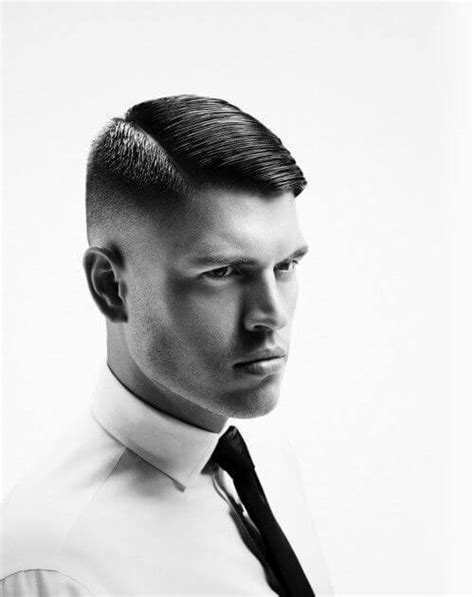hairstyle comb comb haircut for 40 classic masculine hairstyles